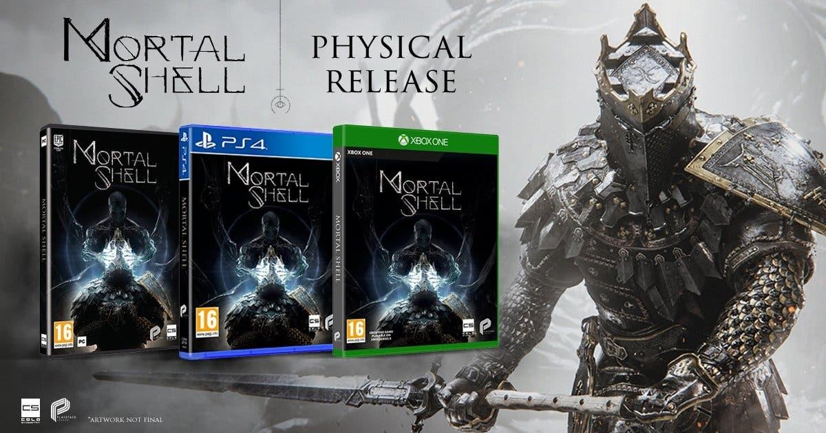 Mortal Shell Physical Edition edited