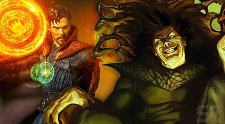 Imagen de La voz de Spiderman quiere ser el villano de Doctor Strange 2