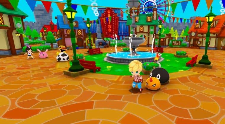 Imagen de Pokémon y Harvest Moon se dan la mano en Ova Magica, un título de nueva generación