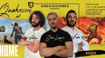 Imagen de Areajugones ofrecerá contenidos exclusivos por la QuakeCon 2020 en colaboración con Bethesda