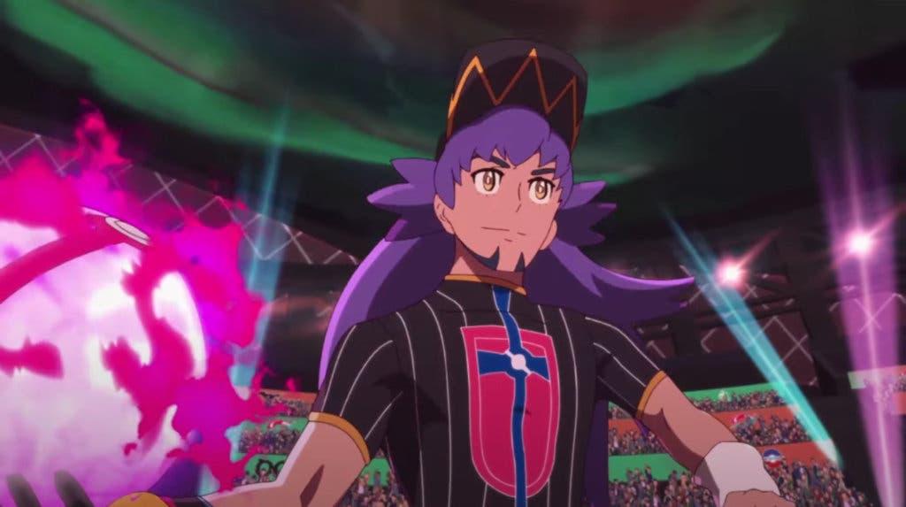 Pokémon Alas del Crepúsculo Lionel