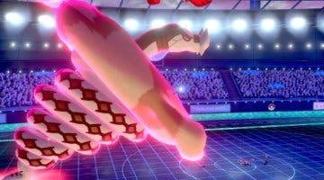 Imagen de Las Incursiones de Pokémon Espada y Escudo se llenan de criaturas de tipo Agua y Tierra