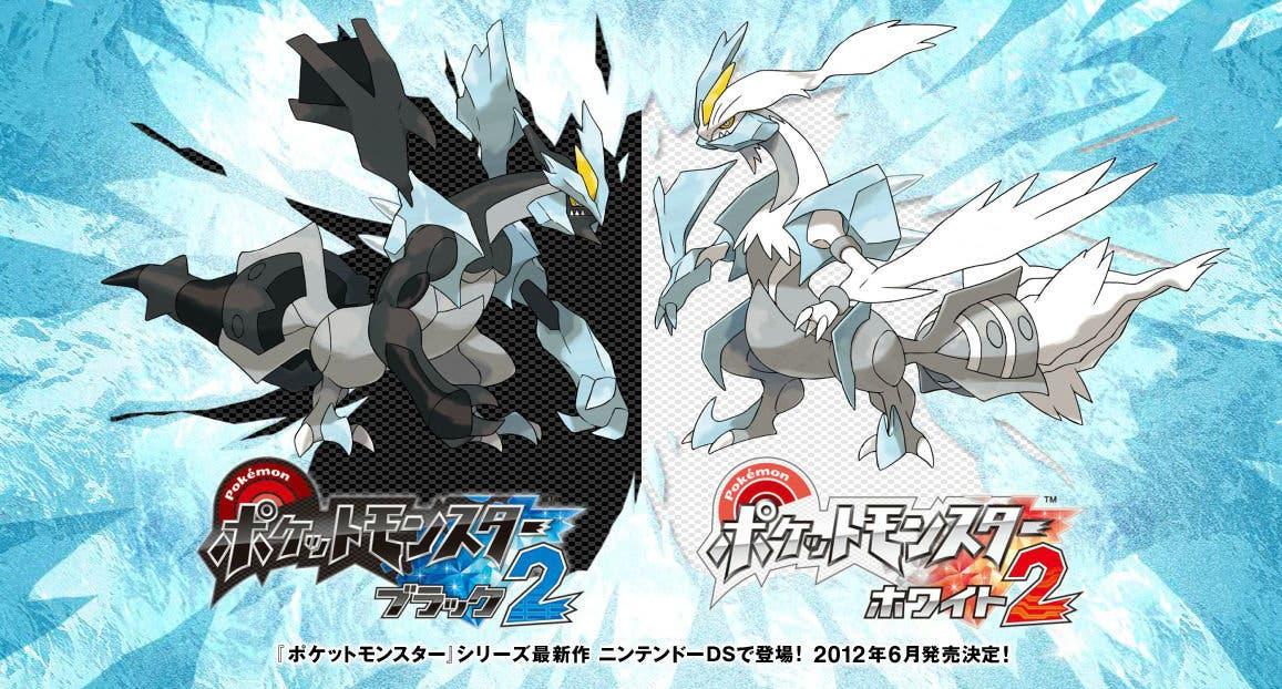 Pokémon Negro 2 y Blanco 2