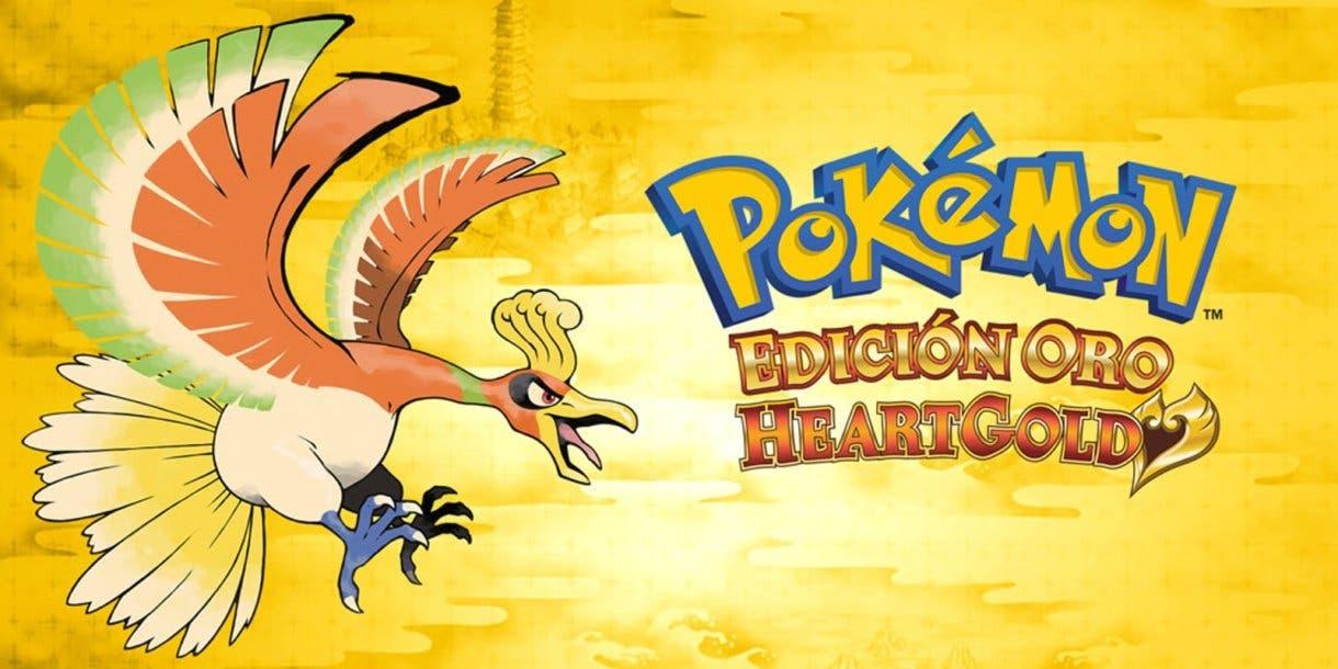 Pokémon Oro HeartGold