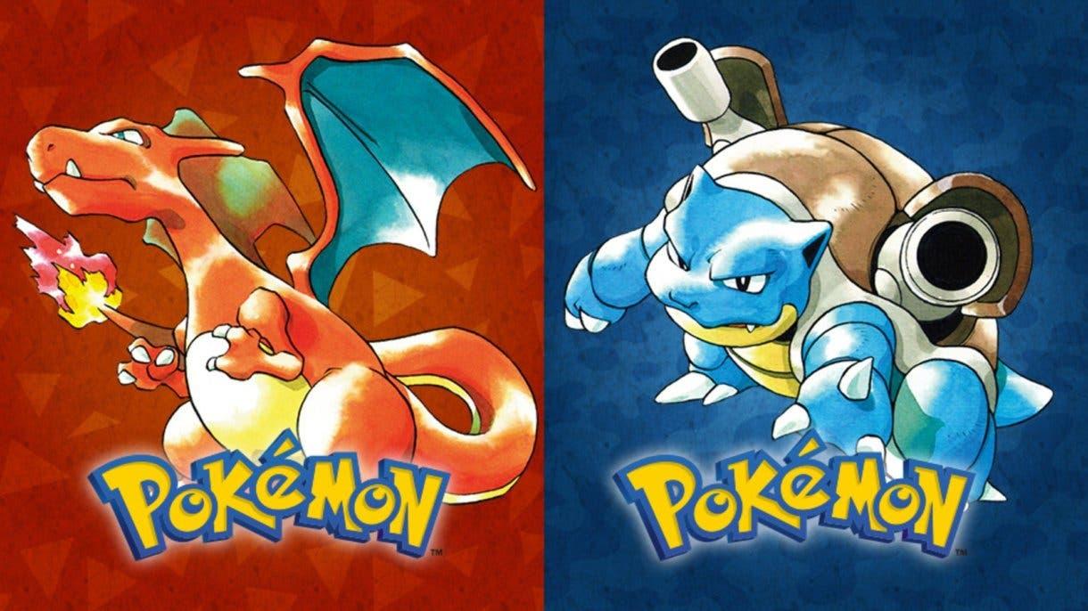 Pokémon Rojo y Azul