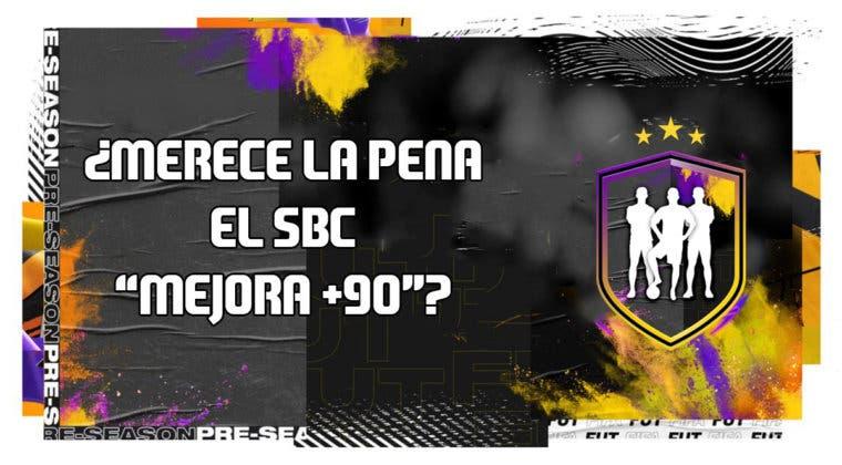 """Imagen de FIFA 20: ¿Merece la pena el SBC """"Mejora de +90""""?"""