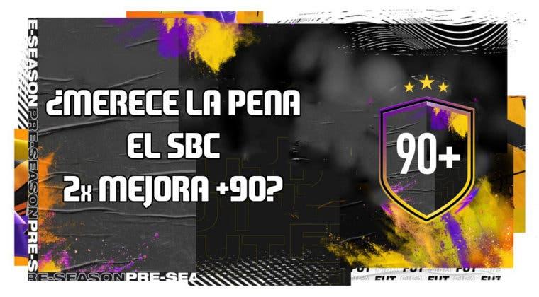 """Imagen de FIFA 20: ¿Merece la pena el SBC """"Doble mejora +90""""? (26/08/2020)"""