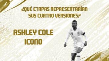 Imagen de FIFA 21: predicción de las etapas y momentos de Ashley Cole Icono