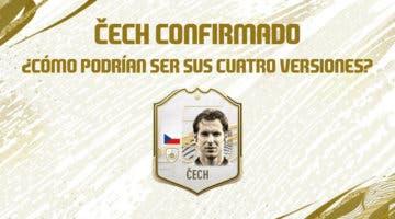 Imagen de Petr Čech confirmado como Icono para FIFA 21 + ¿Cómo podrían ser sus cuatro versiones?