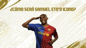 Imagen de FIFA 21: ¿Cómo será Samuel Eto´o Icono?