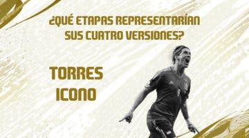 Imagen de FIFA 21: predicción de las etapas y momentos de Fernando Torres Icono