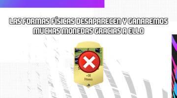 Imagen de FIFA 21: las formas físicas desaparecen de Ultimate Team y ganaremos muchas monedas gracias a ello