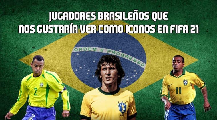 Imagen de FIFA: jugadores brasileños que nos gustaría ver como Iconos en FIFA 21