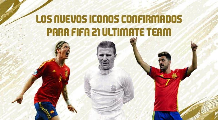 Imagen de FIFA 21: estos son los nuevos Iconos confirmados para Ultimate Team
