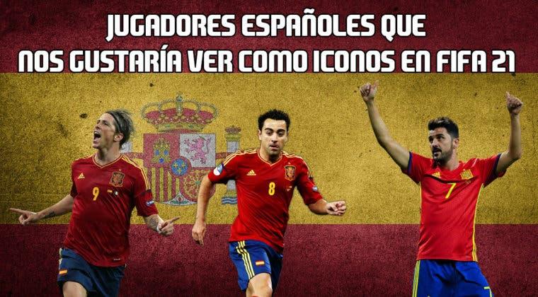 Imagen de FIFA: jugadores españoles que nos gustaría ver como Iconos en FIFA 21