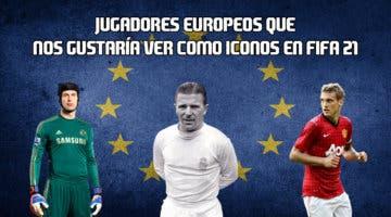 Imagen de FIFA: jugadores europeos que nos gustaría ver como Iconos en FIFA 21