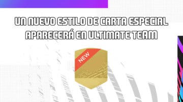 Imagen de FIFA 21: un nuevo estilo de carta especial aparecerá en Ultimate Team