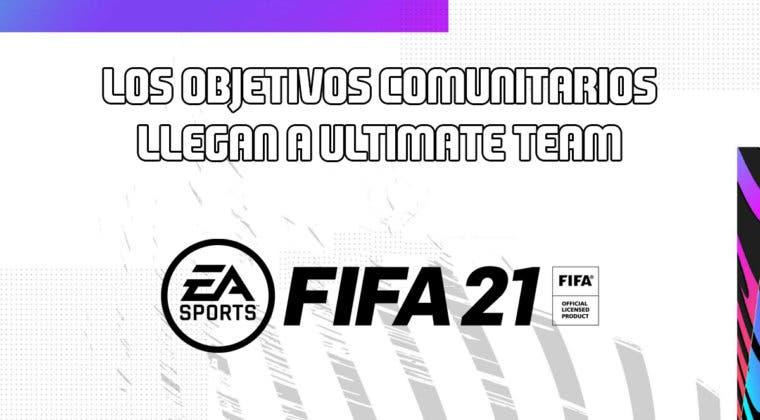 Imagen de FIFA 21: los objetivos comunitarios llegan a Ultimate Team