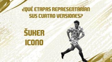 Imagen de FIFA 21: predicción de las etapas y momentos de Davor Suker Icono