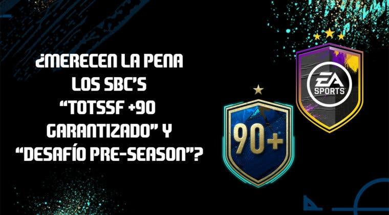"""Imagen de FIFA 20: ¿Merecen la pena los SBC's """"TOTSSF +90 garantizado"""" y """"Desafío Pre-Season""""?"""