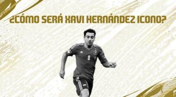 Imagen de FIFA 21: ¿Cómo será Xavi Hernández Icono?