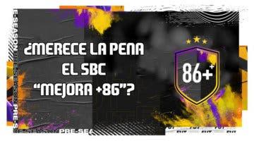 """Imagen de FIFA 20: ¿Merece la pena el SBC """"Mejora +86""""?"""