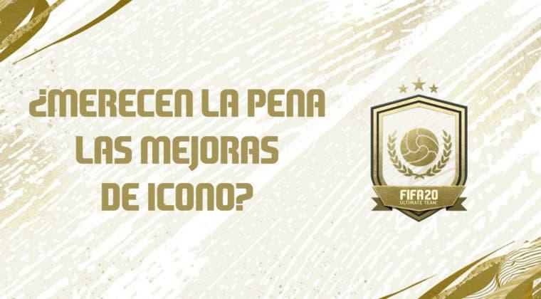 Imagen de FIFA 20: ¿Merecen la pena las mejoras de Icono?