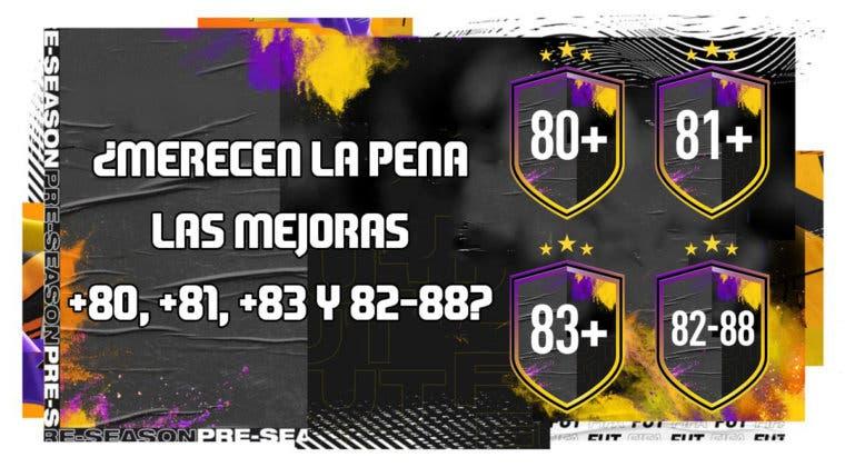Imagen de FIFA 20: ¿Merecen la pena las mejoras +80, +81, +83 y 82-88?