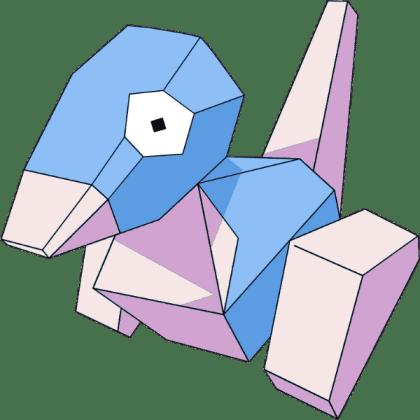 Porygon shiny Pokémon GO