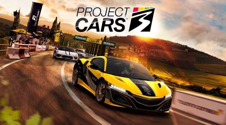 Imagen de Análisis Project CARS 3