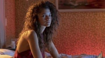 Imagen de Zendaya hace un pequeño adelanto sobre la temporada 2 de Euphoria