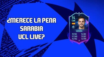 Imagen de FIFA 20: ¿Merece la pena Pablo Sarabia UCL Live? + Solución de su SBC
