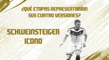 Imagen de FIFA 21: predicción de las etapas y momentos de Schweinsteiger Icono