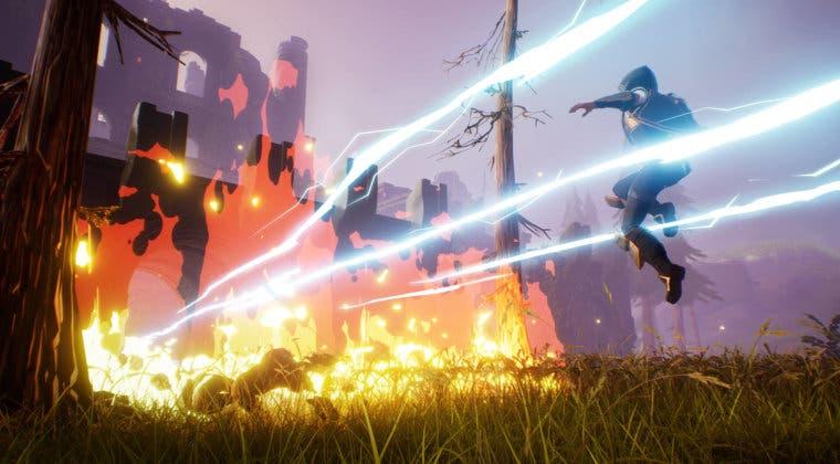 Imagen de El modo Dúos de Spellbreak ya se encuentra disponible