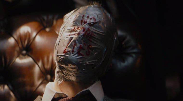 Imagen de Jeffrey Wright no reconoció a Colin Farrell en el rodaje de The Batman