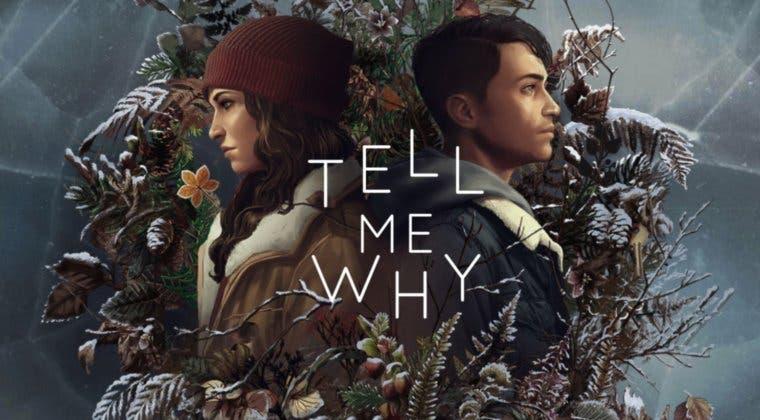 Imagen de Consigue gratis y para siempre el primer capítulo de Tell Me Why en PC