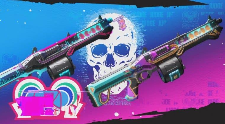 Imagen de Valorant: así es ¡Glitchpop!, el nuevo paquete de skins de armas que llenarán de color las partidas