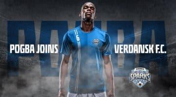 Imagen de Warzone: Paul Pogba ficha por el Verdanks FC