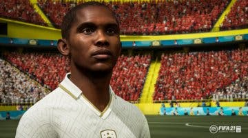 Imagen de FIFA 21: estas son las primeras versiones Icono de Samuel Eto'o