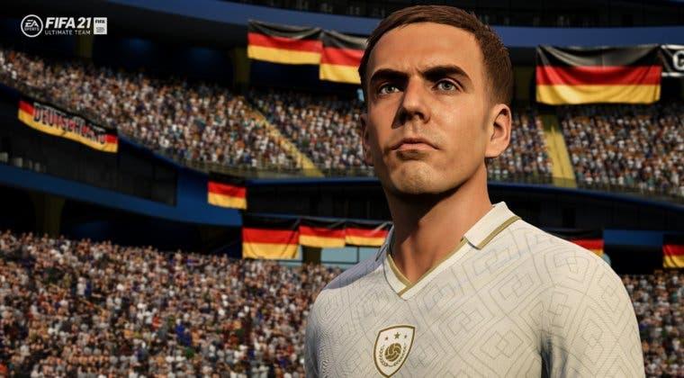 Imagen de FIFA 21: estas son las primeras versiones Icono de Philipp Lahm