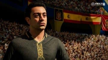 Imagen de FIFA 21: estas son las primeras cartas Icono de Xavi Hernández