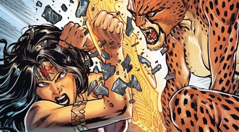 Imagen de La diseñadora de vestuario de Wonder Woman 1984 explica cómo es la transformación de Cheetah
