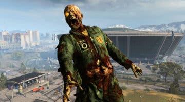 Imagen de Warzone: Aparecen referencias a los zombies en los archivos del juego