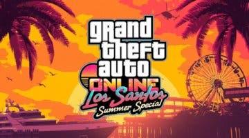 Imagen de GTA Online anuncia todos los contenidos de la actualización 'Los Santos Summer Special'