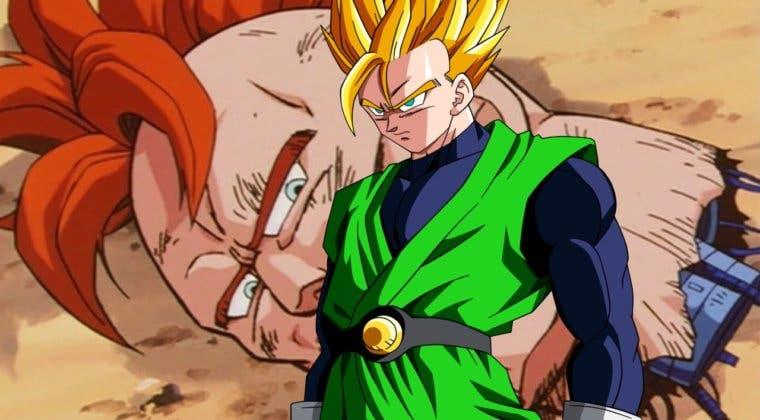 Imagen de ¿Es el Gran Saiyaman (Dragon Ball Z) un tributo a Androide 16?