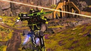 Imagen de Apex Legends Temporada 7: ¿qué es la nave que ha aparecido en el mapa a modo de teaser?