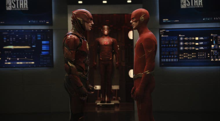 Imagen de The Flash: ¿Estará Grant Gustin en la película?