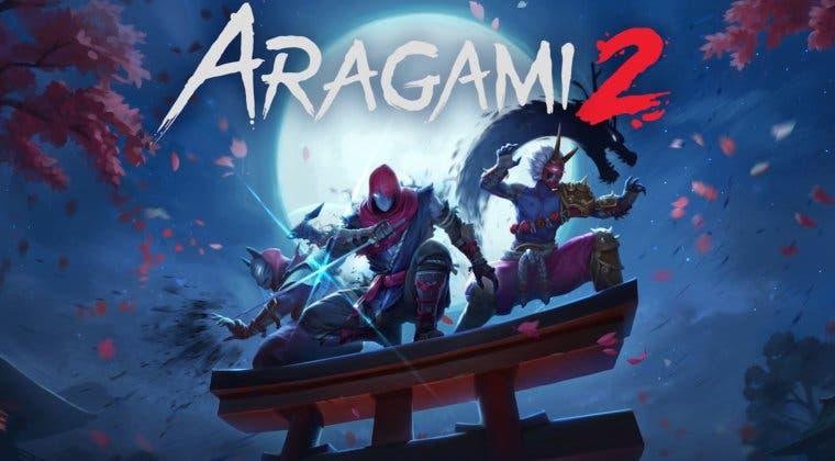 Imagen de Lince Works presenta Aragami 2 para PS5, Xbox Series X, PS4, Xbox One y PC
