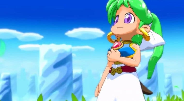 Imagen de Wonder Boy: Asha in Monster World nos deja con su primer tráiler oficial