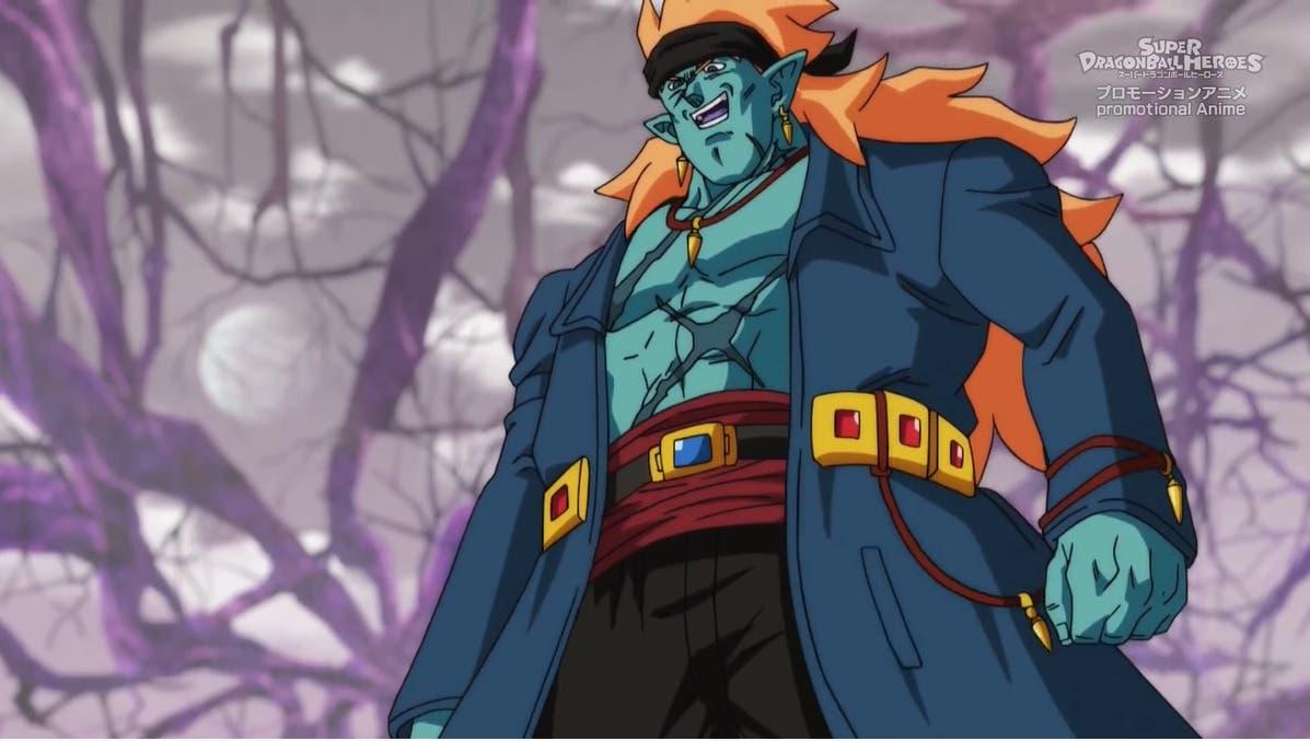 Dragon Ball Heroes: Sinopsis del capítulo 27 del anime
